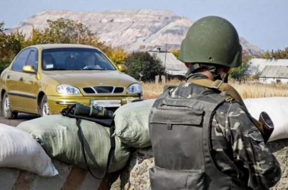 На Донбассе задержали четырех боевиков