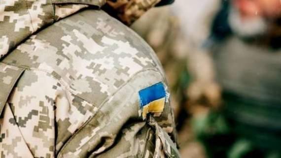 На Донбассе ранен украинский защитник, стали известны подробности