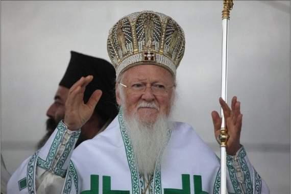 Вселенский Патриарх не признает московской церковной юрисдикции над Украиной. ВИДЕО