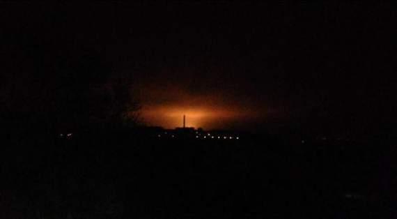 Возле Донецка перестрелки. В городе облава, крики и запах «чего-то химического»