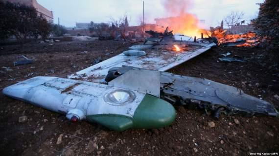 """В сети показали российскую бригаду """"200"""" в Сирии"""