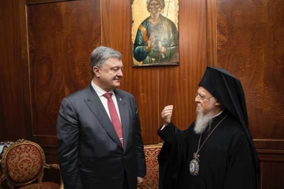 The Economist: Автокефалии Украины может помочь напряженность между Грецией и Россией