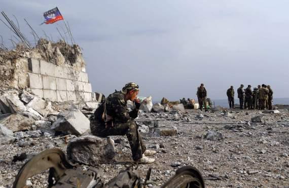 На Донбассе сепаратисты понесли серьезный урон