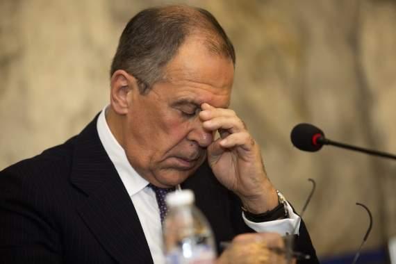 Лавров хотел пошутить над Порошенко и опозорился