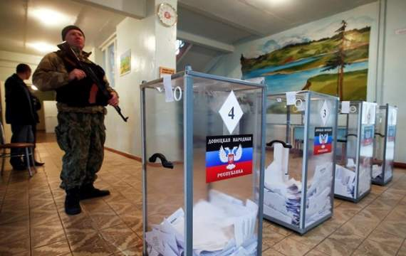Боевики «ДНР» собираются провести референдум о присоедини к России