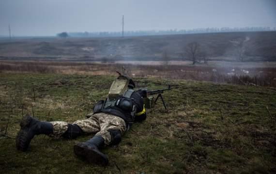 Террористы атаковали украинские позиции под Мариуполем, у ВСУ трое раненных