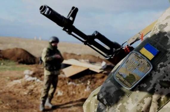 Украинские военные значительно укрепили свои позиции под Донецком
