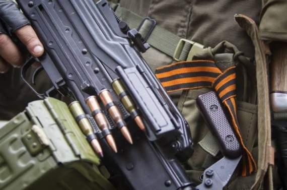 Боевики атаковали позиции ВСУ в районе Мариуполя