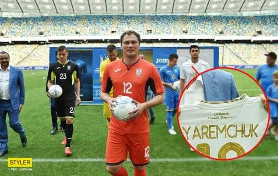 Слава Украине: россияне брызжут ядом из-за новой формы украинской сборной