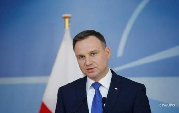 Президент Польши напомнил миру, что Украина отдала ядерное оружие