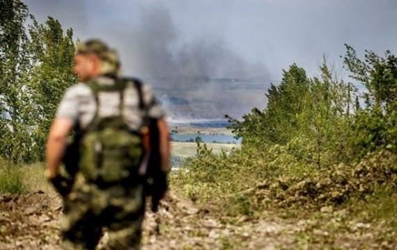 Террористы атаковали позиции ВСУ возле Майорска