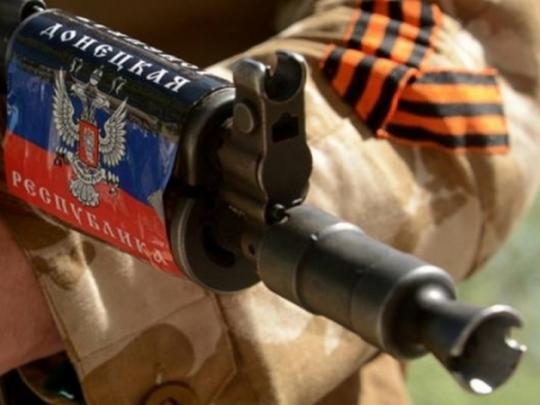 """Боевики """"ДНР"""" устроили побоище между собой из-за обстрела собственных позиций"""