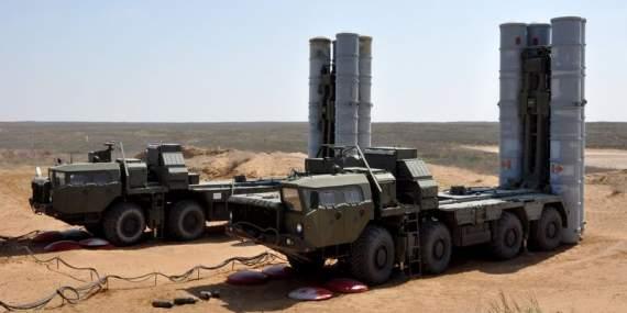 Россия хочет перебросить в Сирию ПВО С-300