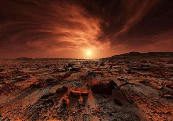 На Марсе нашли зону жизни
