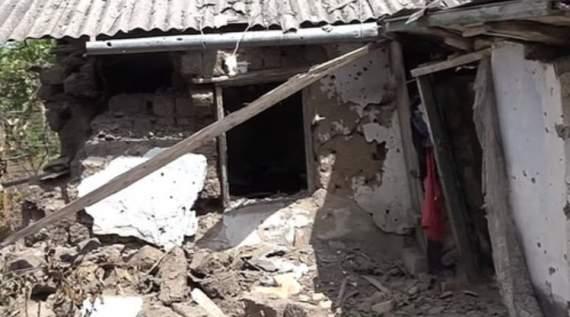 Силовики показали, как боевики Донбасса обстреливают свои территории, списывая это на ВСУ