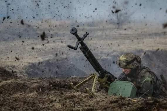 В районе Горловки боевики пошли в атаку
