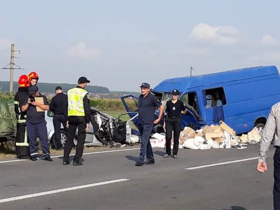 На Прикарпатье в жуткой ДТП погибло двое детей и один взрослый. ФОТО