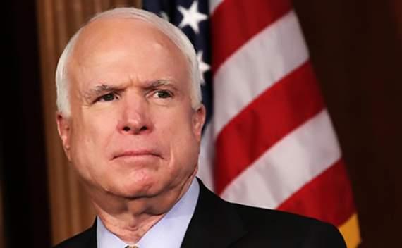 Стало известно, кто заменит Маккейна в Сенате