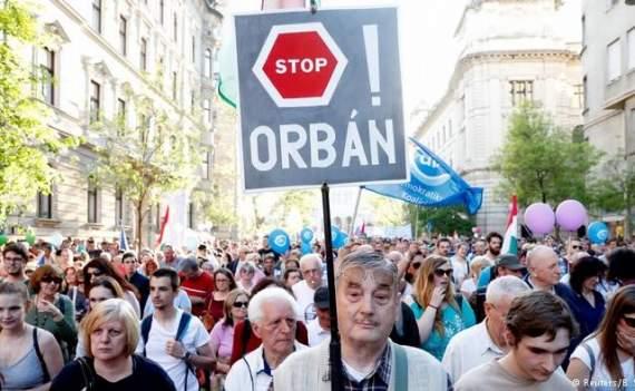 """""""Венгрия на выход"""": ЕС может принять жесточайшее решение в отношении бунтующего Будапешта"""