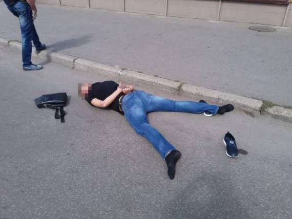 Стали известны имена застреленного и раненого АТОшников, которых подозревают в рэкете в Харькове (ФОТО, ВИДЕО)