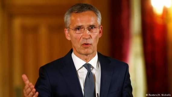 НАТО не интересует мнение России по поводу членства Украины, – Столтенберг