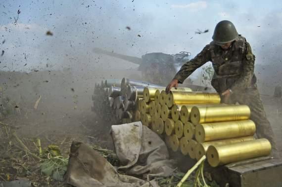 Террористы 9 раз обстреляли позиции ВСУ,  двое военных получили ранения
