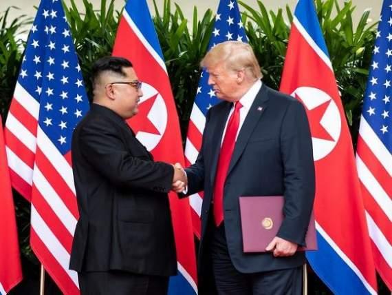 Стали известны варианты мест, где смогут встретиться Трамп и Ким Чен Ын