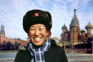 Россияне возмущены бесчинствами китайцев в Кремле
