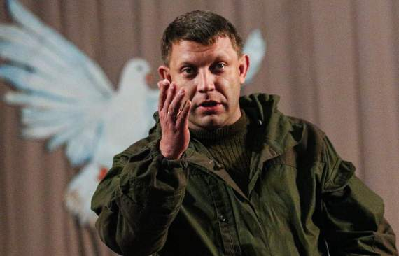 В Москве определились с преемником Захарченко
