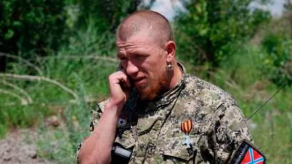Наемник из РФ рассказал, как банда Моторолы занималась грабежами на Донбассе