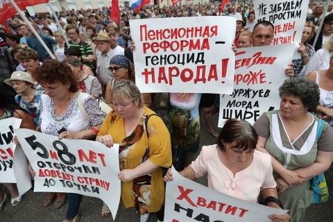 В России не будут применять водометы при разгоне протестов — их будут просто расстреливать. ВИДЕО