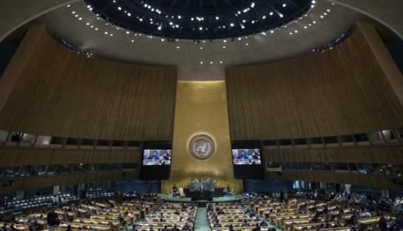 Президент заявил, что Украина готова приобщиться к реформированию Совбеза ООН