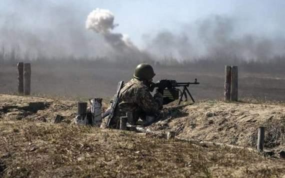 """Террористы """"ЛНР"""" атаковали позиции ВСУ возле Сизого"""