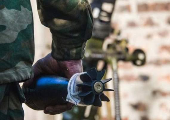 ВСУ мощно ударили по террористам на мариупольском направлении