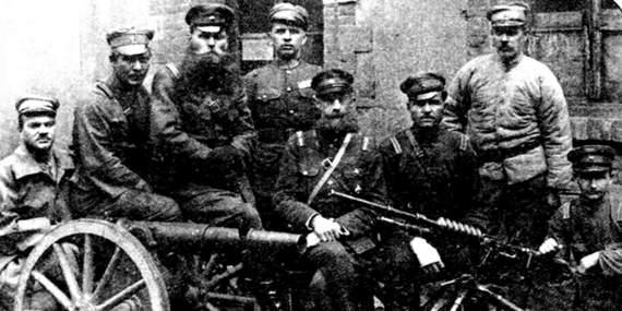 Товарищ поручик спешит напомощь, иликак СССР вКитае порядок навёл