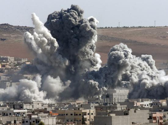 Россия снова начала бомбардировки Сирии
