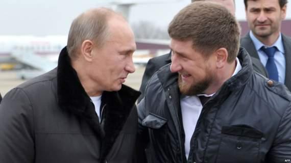 Путин подарил Чечне нефтезавод по просьбе Кадырова
