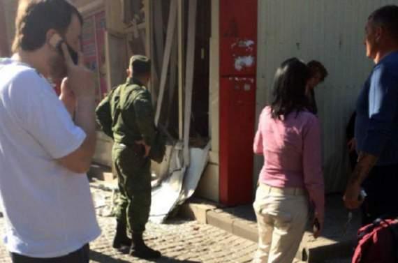 В Донецке прогремел взрыв: первые подробности. ФОТО