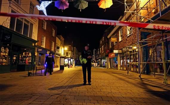 Бары и рестораны Солсбери столкнулись с проблемами после атак в городе