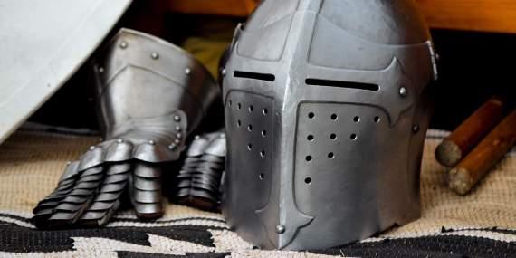 Отсредневекового шлема ксовременной каске