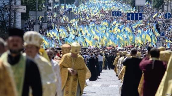 Томос для Украины – осталось совсем недолго. ВИДЕО