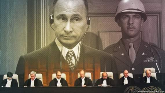 Правозащитница рассказала, когда Путина будут судить в Гааге. ВИДЕО