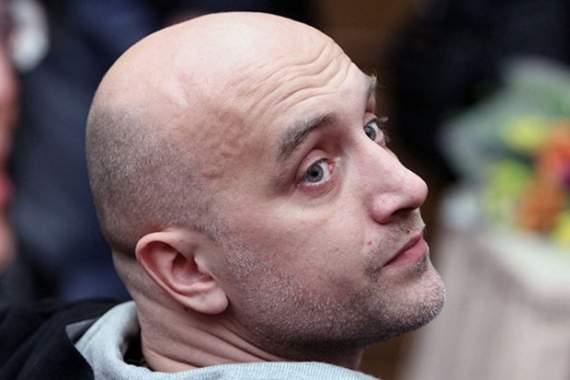 Прилепин проболтался после смерти Захарченко