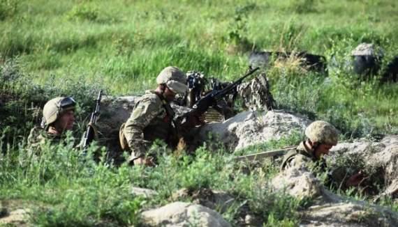 Террористы 9 раз нарушали перемирие
