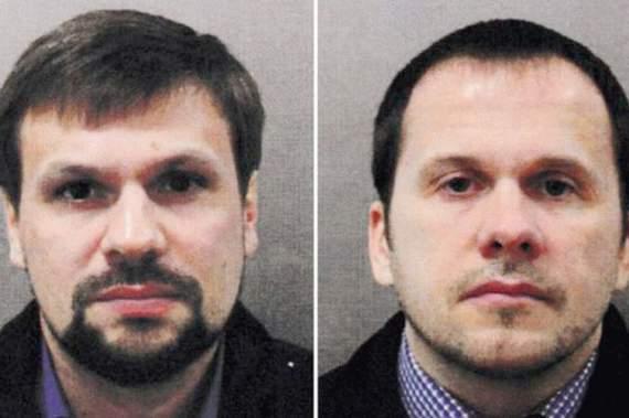 Отравителей Скрипалей сдал другой российский шпион