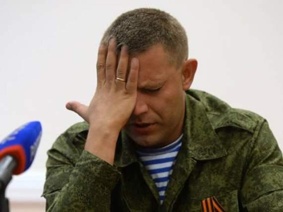 """В """"ДНР"""" начались резонансные аресты после смерти Захарченко"""