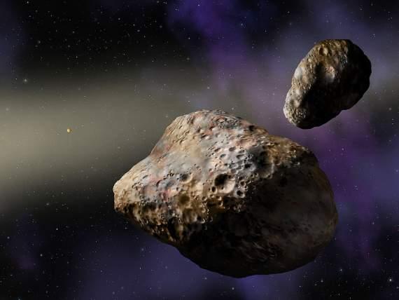 США собираются добывать минералы в космосе
