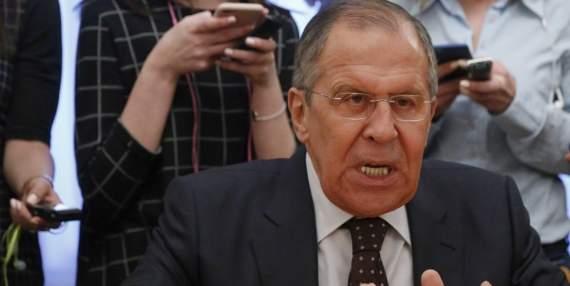 Лавров разразился угрозами в сторону США из-за Украины