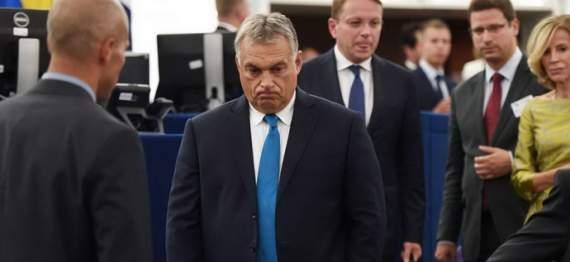Венгрия не признает решения Европарламента