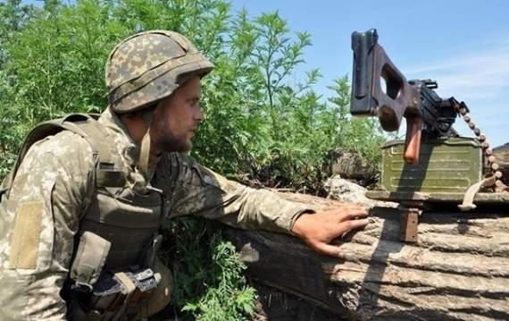 Силовики дали мощный отпор террористам Донбасса